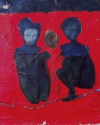 Peinture du film La vie d'Adèle