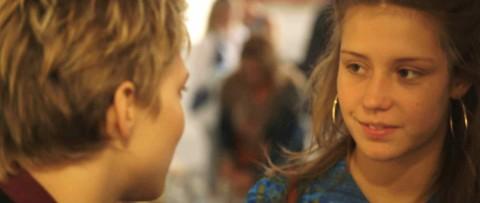 Adé Bernard dans le film La vie d'Adèle